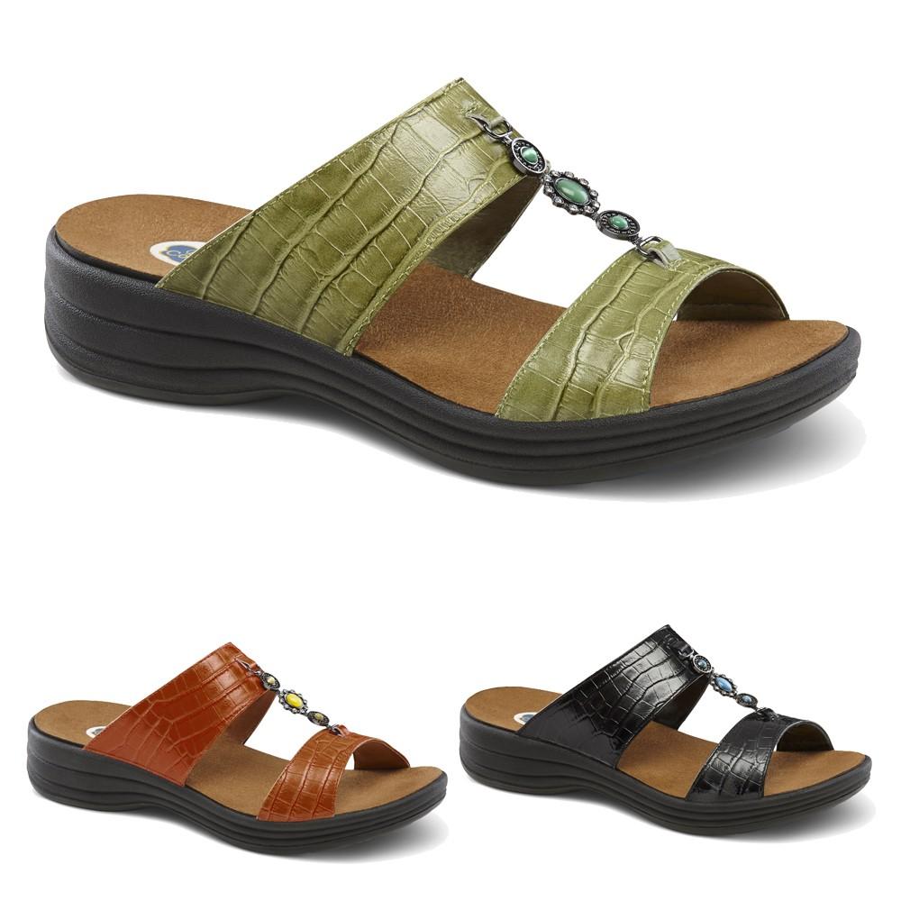 la women plume save oak sandals p nubuck comfort black in for comforter